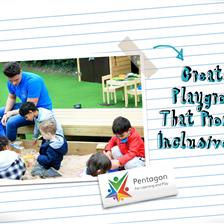 Create a Playground That Promotes Inclusive Play