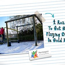 4 Reasons Children Should Play Outside In The Cold
