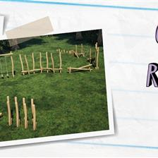 Our New Robinia Playground Equipment