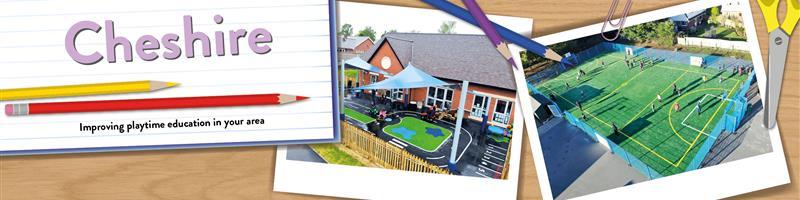 Playground Equipment In Cheshire