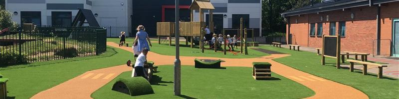 How Outdoor Play Can Help With Self-Regulation