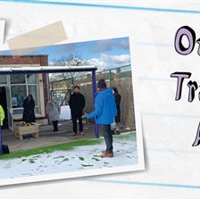 Outdoor EYFS Teacher Training Day at Harris Academy, Croydon