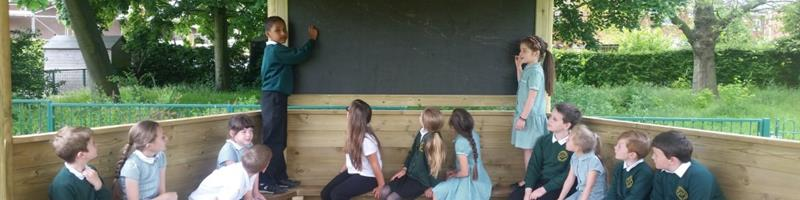 Main image for  Finding Awe and Wonder in the Outdoor Classroom blog post