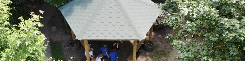 Main image for Bringing Forest School Principles to the Playground blog post