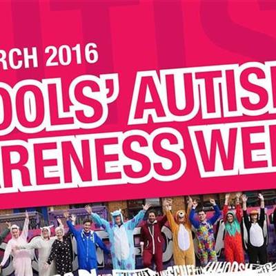 Let's All Support Schools' Autism Awareness Week
