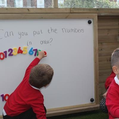 Maximise Your Playground for Outdoor Maths Lessons