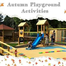 Autumn Playground Activities For Your School