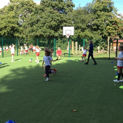 Playground Activities To Tackle Childhood Obesity