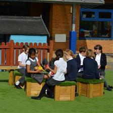 Outdoor Learning Spaces For Children With Autism