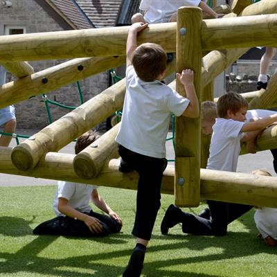 Why Children Need Access To Climbing Frames