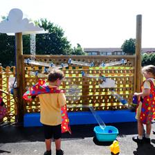 Water Wall Activities and Lesson Plans