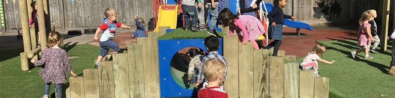 Physical Activities For Preschoolers and Nurseries