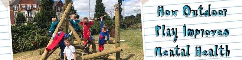 How Outdoor Play Improves Mental Health