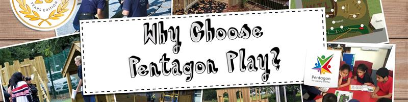 Why Choose Pentagon Play For Your Playground