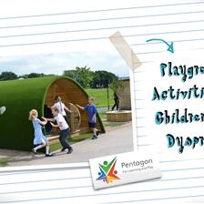 Playground Activities For Children With Dyspraxia
