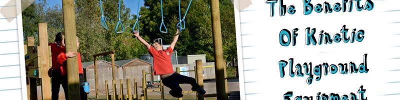 The Benefits Of Kinetic Playground Equipment