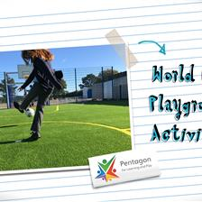 World Cup Playground Activities