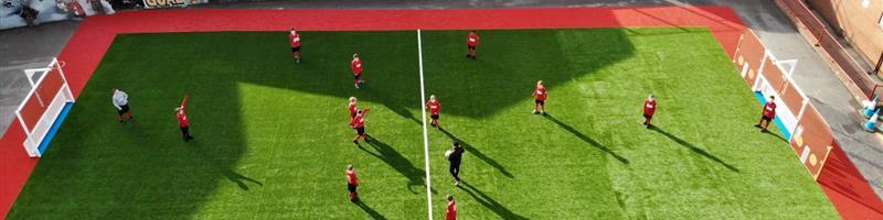 World Cup Playground Activities