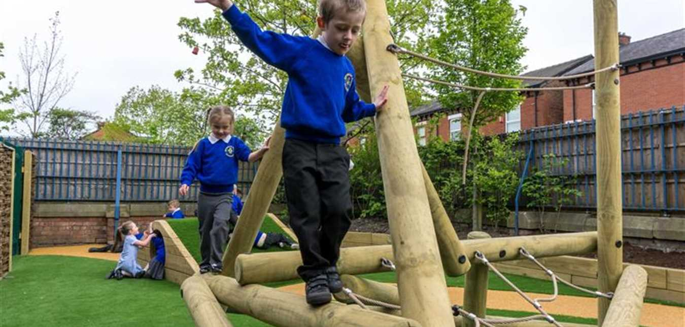 The Benefits Of Climbing For Children With SEN