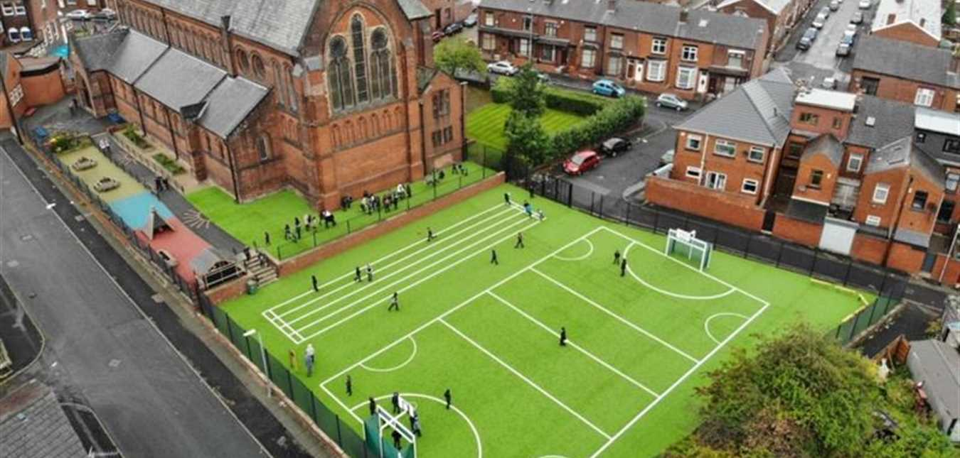 Why Schools Choose To Use Artificial Grass