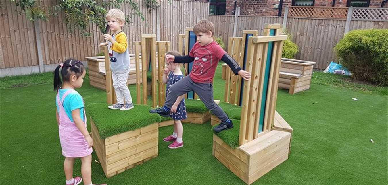 4 Playground Ideas To Encourage Nervous Toddlers