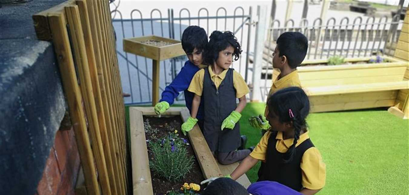 How To Tackle Climate Change On The Playground