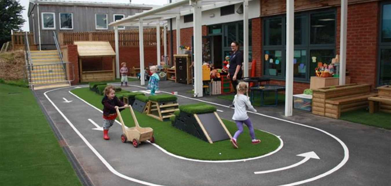 The Importance Of Outdoor Play For Toddlers