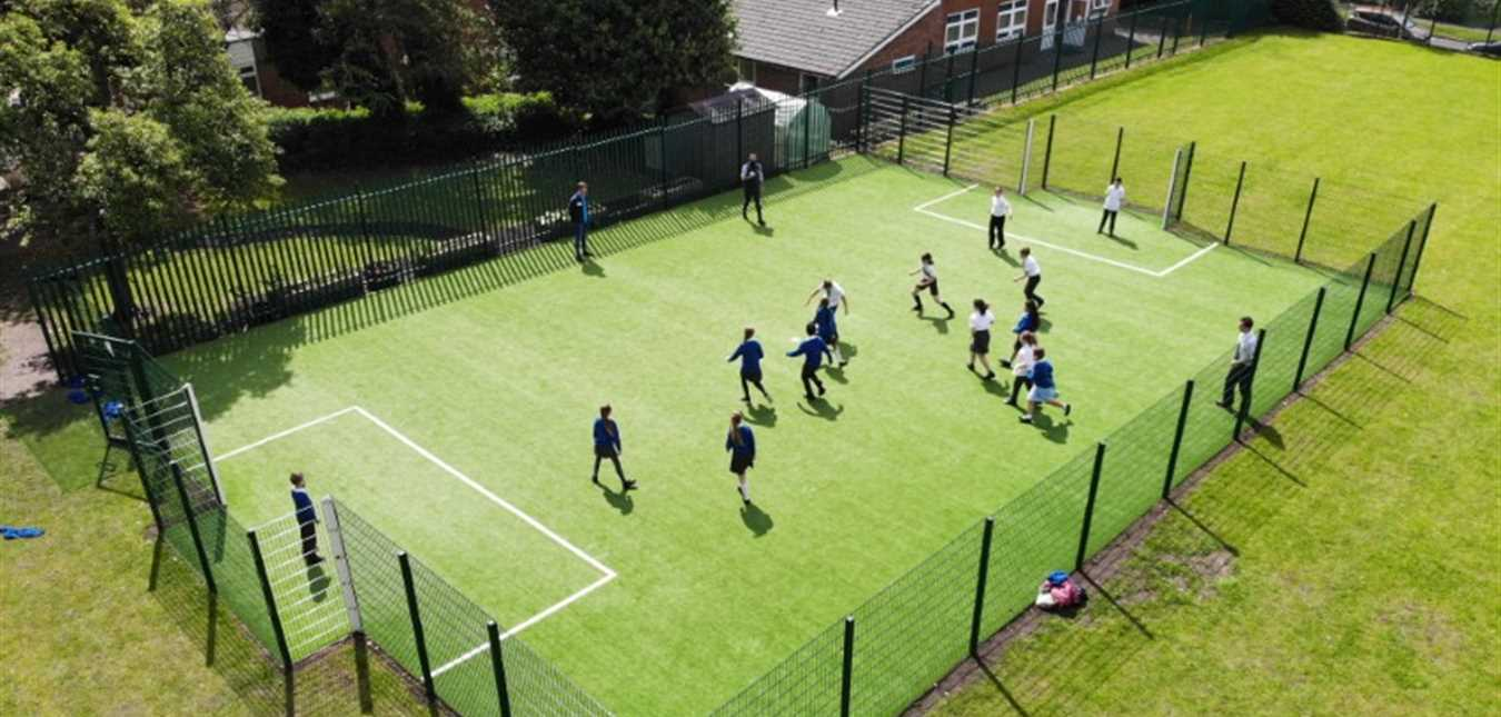 5 Benefits Of A Multi Use Games Area