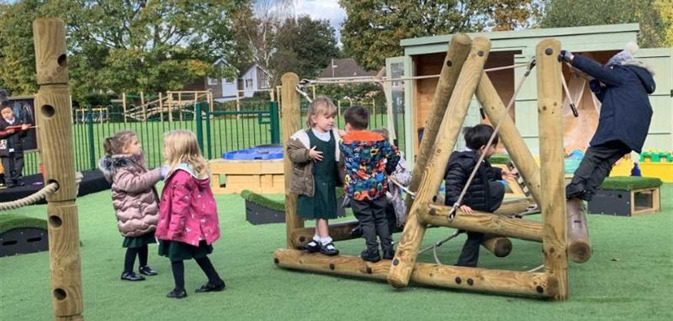 Playground Ideas To Promote Vestibular Processing