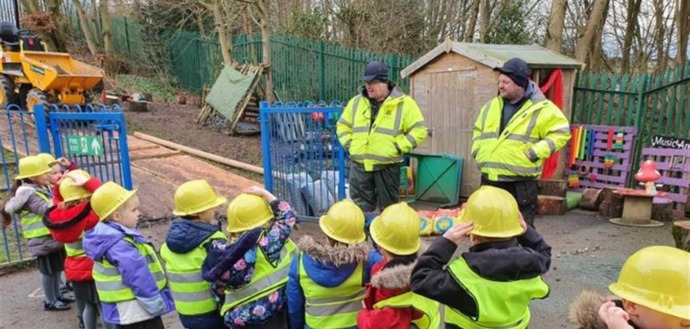 Gee Cross Primary School's Tool Talk