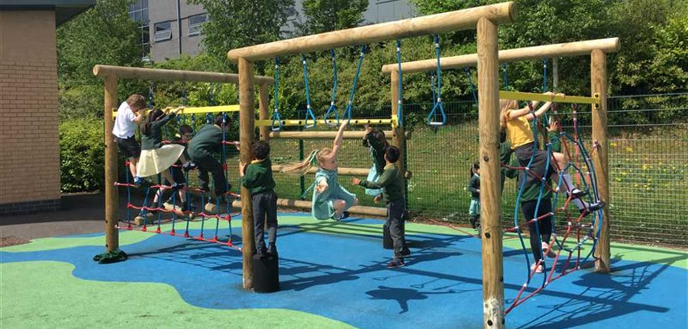 Playground Equipment In Birmingham