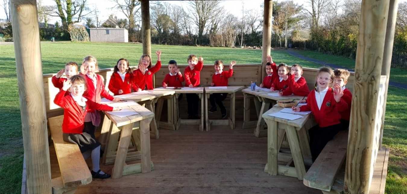 Finding Awe and Wonder in the Outdoor Classroom