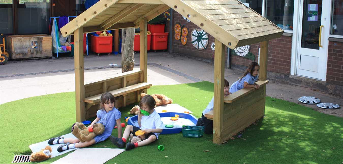 The Importance of a Creative Role Play Area
