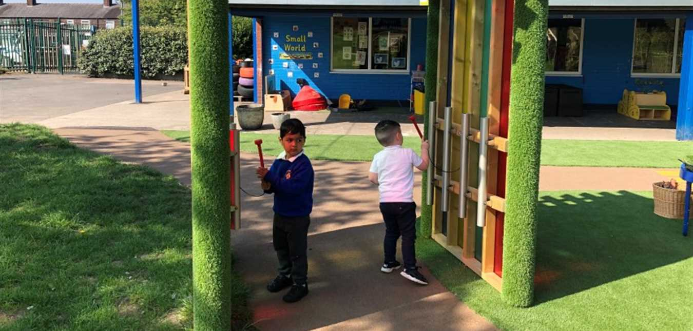 The Benefits of Outdoor Play and Learning for Children with SEN
