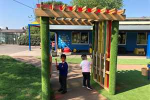 Header image for The Benefits of Outdoor Play and Learning for Children with SEN blog post