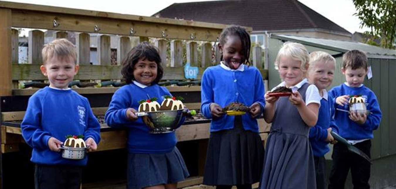 School Playground Advent Adventures