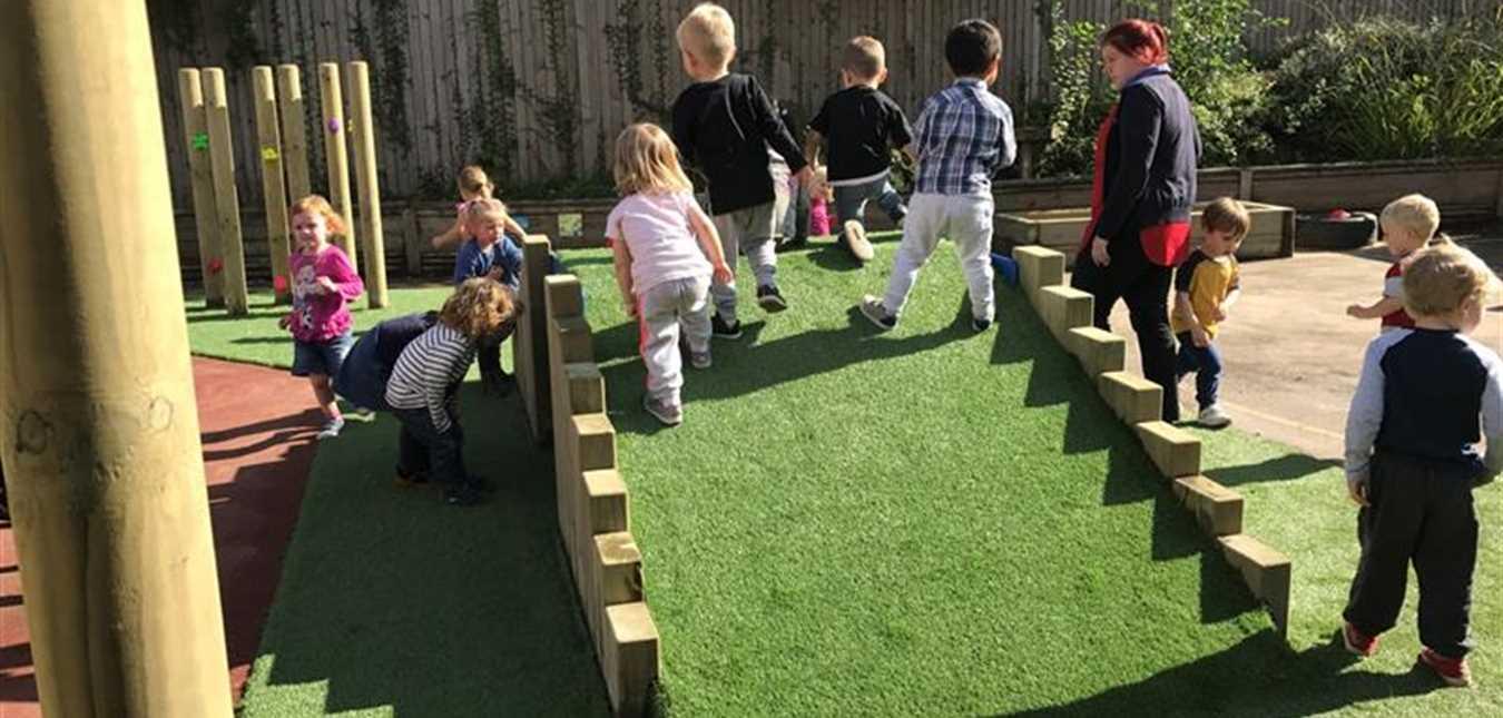 Improve School Readiness At Nursery and Pre-School