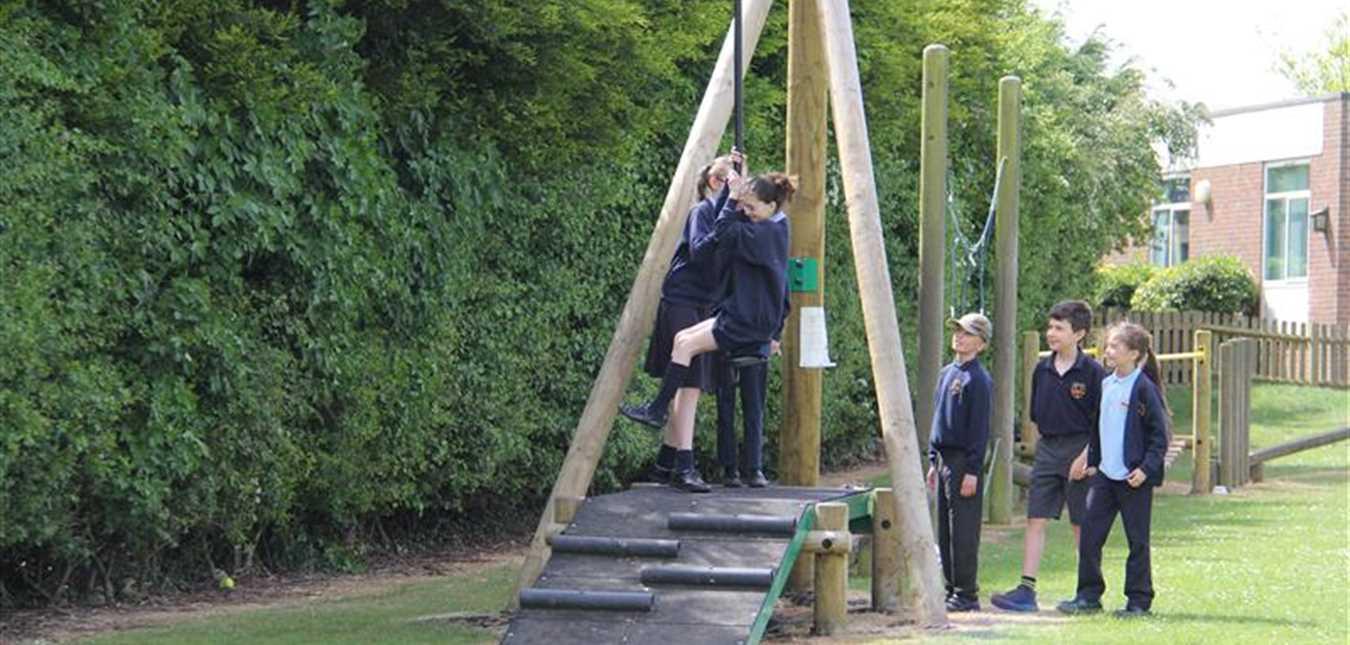 The Benefits Of Kinetic Playground Equipment