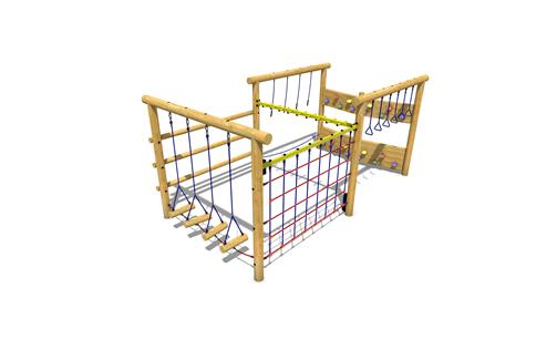 Space Explorer Climbing Frame