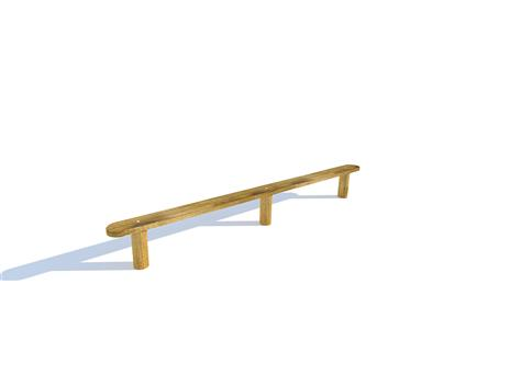 Perch Bench 3.3M