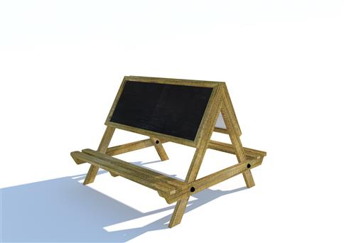 Easel Table
