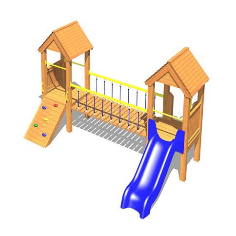 Skelton Play Tower (0.9M)