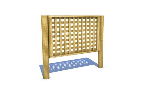 Weaving Panel Trellis