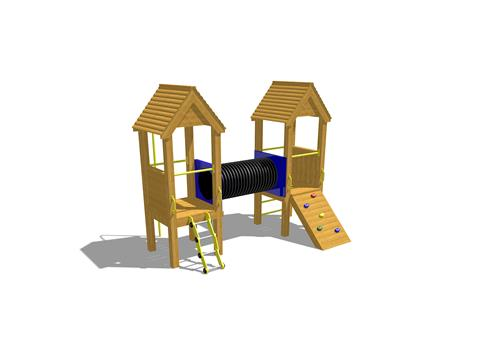 Appleby Play Tower