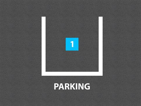 Numbered Parking Bay