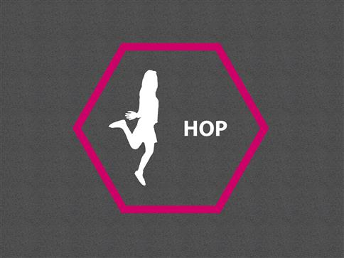 Hop Spot (Outline)