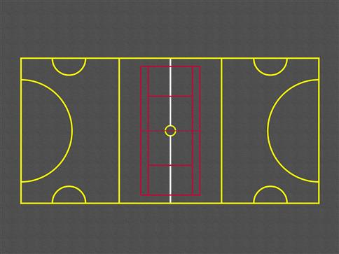 Multi Court (Outline)
