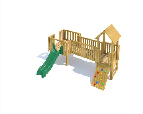 Kenilworth Modular Play Tower