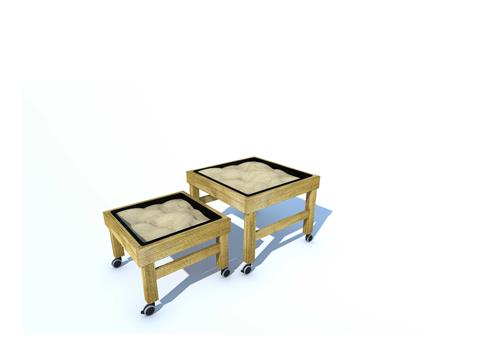Small World Nesting Tables