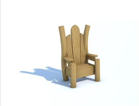 Robinia Storytelling Chair